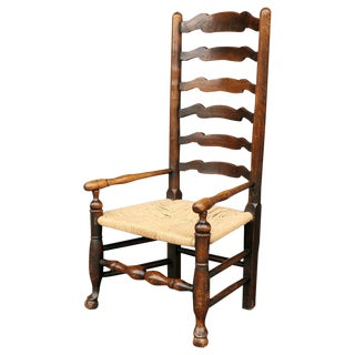 British Country Chair For Sale