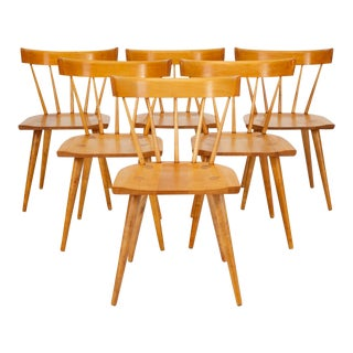 Planner Group Chairs by Paul McCobb- Set of 6 For Sale