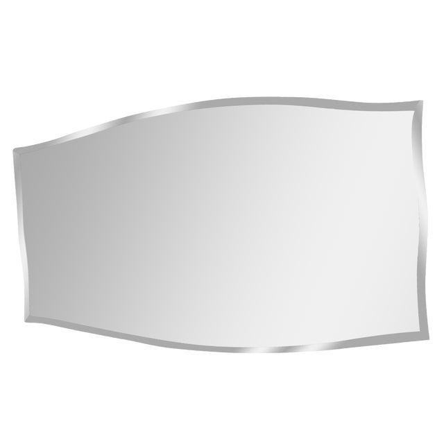 1940s Vintage Simple Hanging Mirror - Image 1 of 8