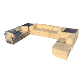 1970s Milo Baughman Sectional Sofa for Thayer Coggin For Sale