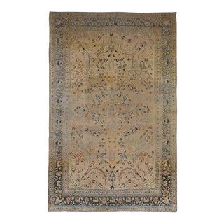 Early 20th Century Tabriz Rug For Sale