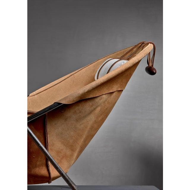 1950s Erik Ole Jørgensen Bo360 Lounge Chair, Denmark For Sale - Image 5 of 8