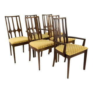 Vintage Broyhill Brasilia Mid-Century Dining Chairs - Set of 6 For Sale