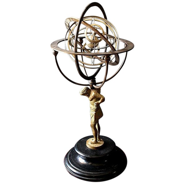 Contemporary Atlas Armillary - Image 1 of 5