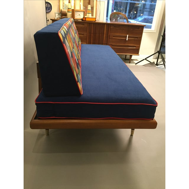 Mid-Century Danish Modern Daybed/Settee or Sofa - Image 4 of 8
