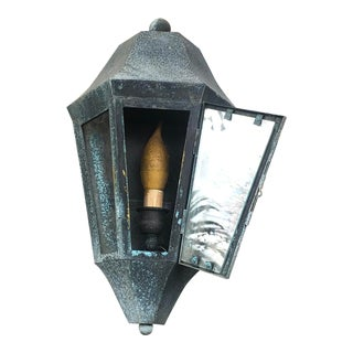 Lantern Fake Candle Scent Electric Outdoor/Indoor Light Fixture For Sale