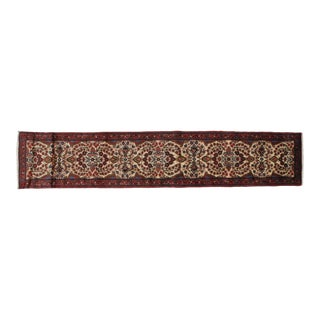 Leon Banilivi Persian Tafresh Runner Rug - 2′7″ × 13′ For Sale