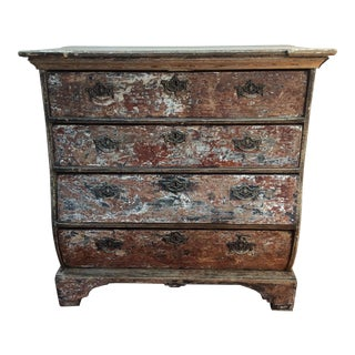 Distressed Dutch Chest of Drawers