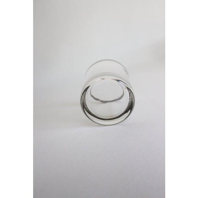 Dorothy Thorpe Silver Rim Rock Glasses – Set of 8 - Image 3 of 7
