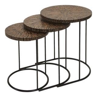 Erdos + Ko Home Cocina Side Tables - Set of 3