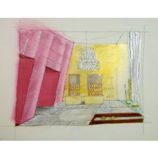 Architectural Drawing For Sale