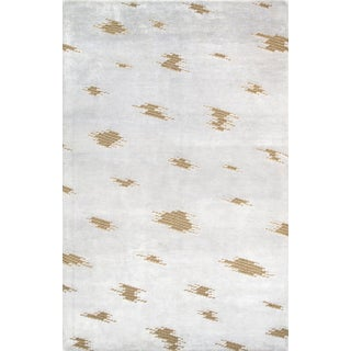 Pasargad Modern Lamb's Wool Area Rug - 5' X 8' For Sale