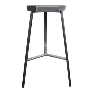 Modern Aluminum Bar Stool For Sale