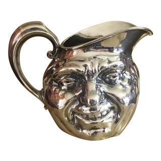 Silver Sunny Jim Pitcher by Reed & Barton For Sale