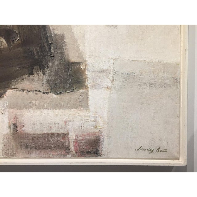 Stanley Bate, Storm King Painting, Circa 1960 For Sale In New York - Image 6 of 7
