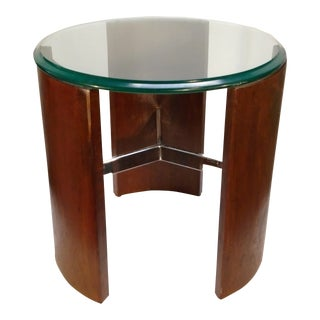Vladimir Kagan Radius Side Table