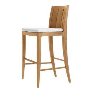 Summit Furniture Loggia Bar Chair For Sale