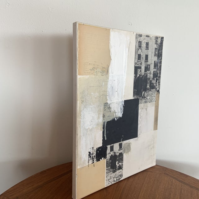 2010s Contemporary Abstract Mixed-Media Painting by Ross Severson For Sale - Image 5 of 7