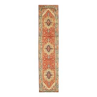 "Pasargad Serapi Wool Runner- 2' 8"" x 13'11"""