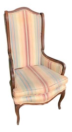 Image of French Provincial Wingback Chairs