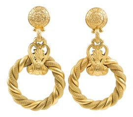Image of Baroque Earrings