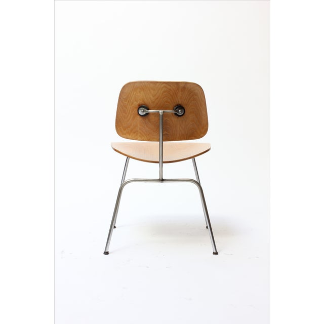 Herman Miller Eames DCM Chair by Herman Miller For Sale - Image 4 of 11