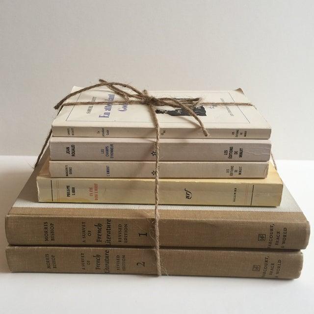 Vintage French Novels - Set of 6 - Image 2 of 5