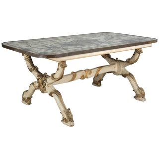 19th Century Italian Center Table For Sale