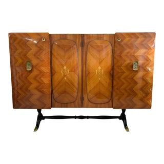 Sideboard Vittorio Dassi Mid Century Modern Credenza For Sale