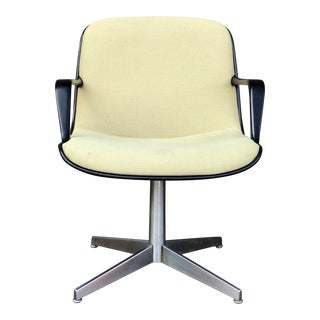 1970s Vintage Steelcase Side/Office Chair For Sale