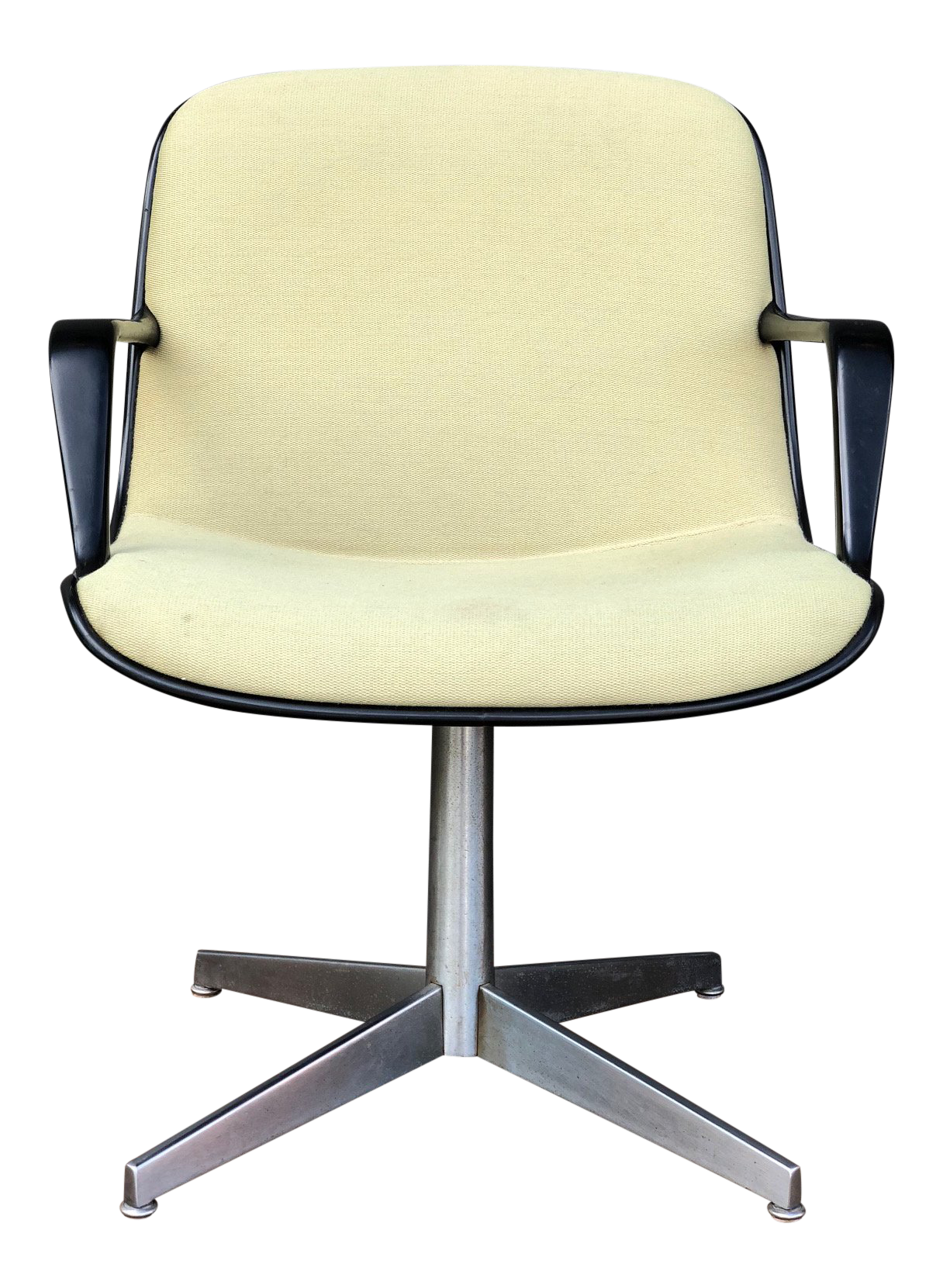 1970s Vintage Steelcase Side/Office Chair