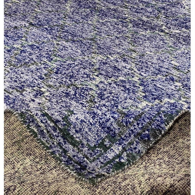 """Transitional Style Area Rug 8'2""""×10'4"""" For Sale - Image 9 of 10"""