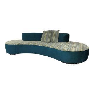 Tu Casa Modern Italian Sofa For Sale