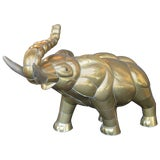 Image of Sergio Bustamante Elephant For Sale