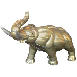 Image of Elephant Figurines