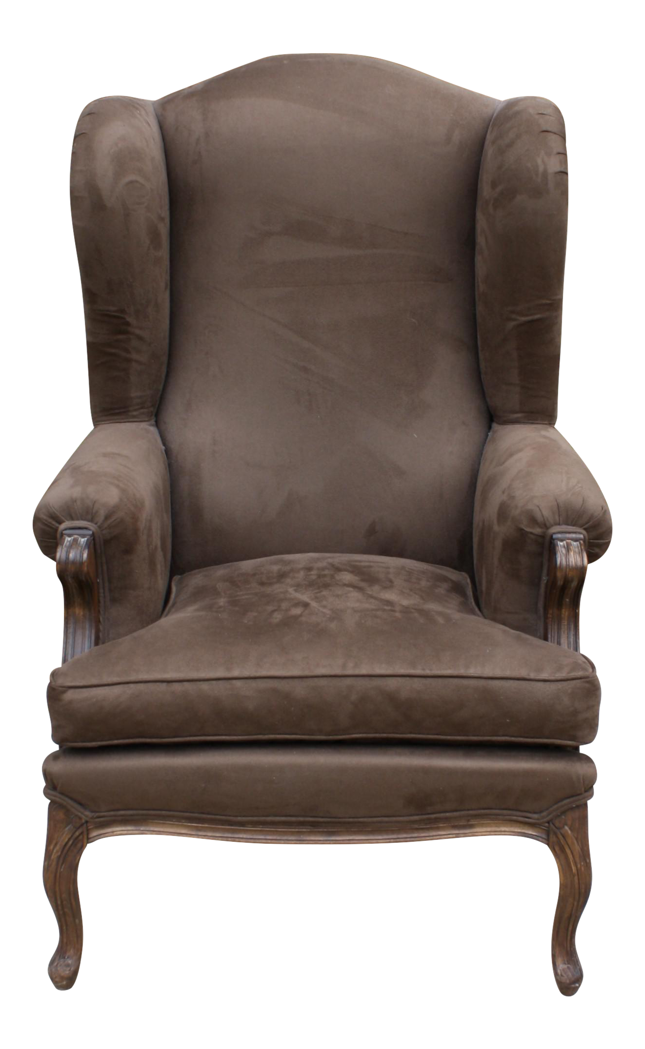 French Style Wingback Chair