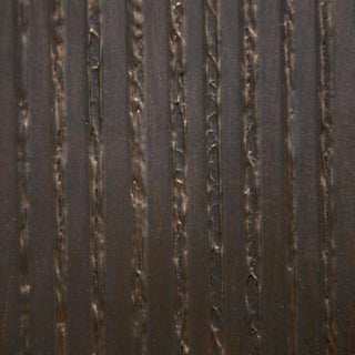 Maya Romanoff Galvanized - Oil Rubbed Bronze - Hand-Painted Paper Wallcovering, 24 yds (21.9 m) For Sale