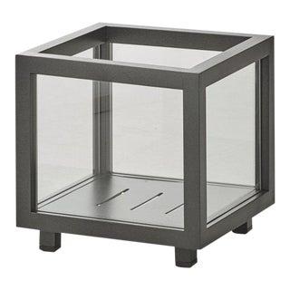 Cane-Line Lightbox, Small, Lava Gray For Sale