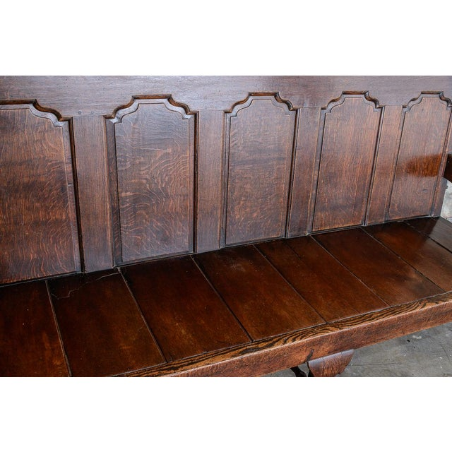 19th Century Settee For Sale - Image 4 of 6