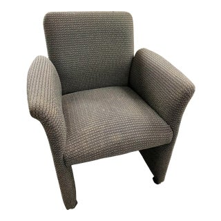 1980s Thayer Coggin-Style Armchair For Sale