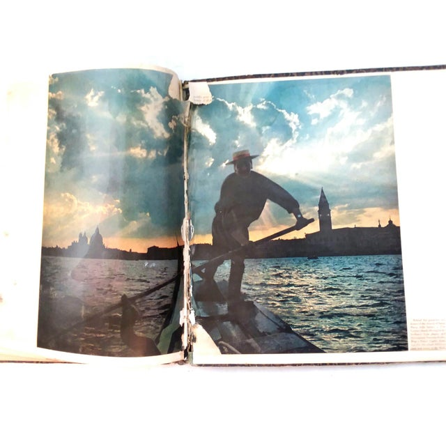 """Engraving """"Venice, 1889"""" Illustrated Hardcover Book For Sale - Image 7 of 12"""