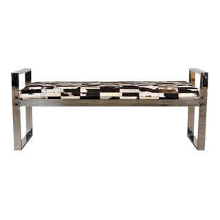 1970's Aspen Modern Bench For Sale