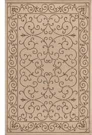 Image of Beige Outdoor Rugs