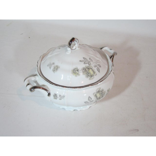 Edelstein Co. German Round Covered Vegetable Tureen For Sale - Image 4 of 7
