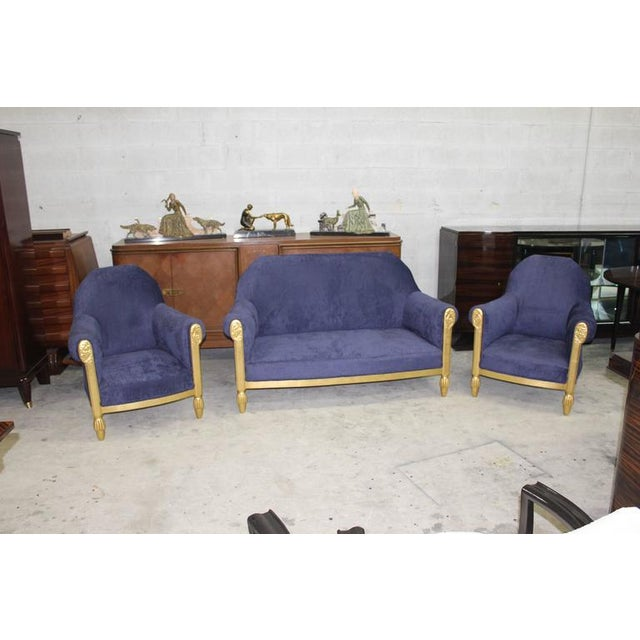 We present an elegant, complete seating suite by one of the most important designers of the Art Deco period–Paul Follot....