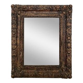 18th Century Italian Painted Mirror