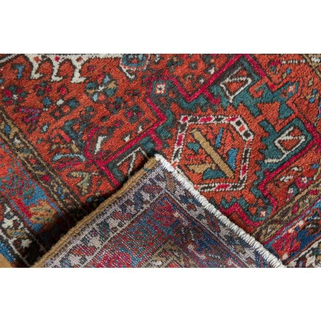 """Textile Vintage Karaja Rug - 2'5"""" X 4' For Sale - Image 7 of 9"""
