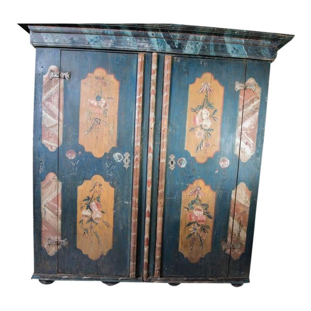 Bohemian Armoire - a Single For Sale