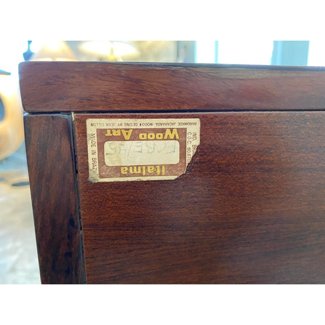 Vintage Console, From Italma Furniture Company, Designed by Jean Gillon, For Sale - Image 9 of 13