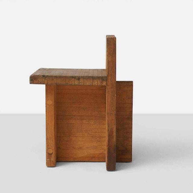 Modern Side Chair by Lina Bo Bardi For Sale - Image 3 of 7